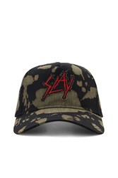 Forever 21 Dope Bleached Slay Patch Cap