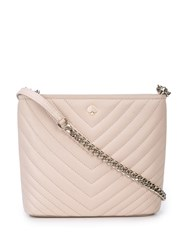 Kate Spade Quilted Effect Cross Body Bag Pink