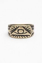 Free People Classic Signet Ring