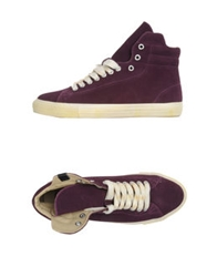Forfex High Top Sneakers Lead