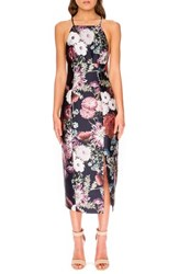 Women's Keepsake The Label 'Billboard' Floral Print Midi Dress