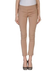 Liu Jeans Casual Pants Skin Color