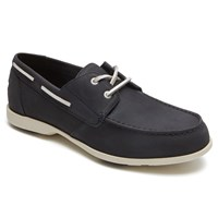 Rockport Summer Sea Boat Shoes Navy Nubuck