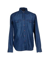 Orian Denim Denim Shirts Men