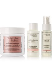 Christophe Robin Volumizing Gift Set One Size Colorless