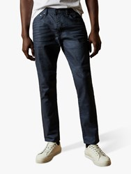Ted Baker Tapice Tapered Leg Jeans Navy