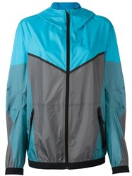 Nike Kim Jones Packable Windrunner Jacket Blue
