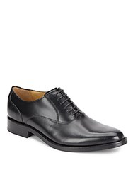 Cole Haan Madison Leather Oxfords Black