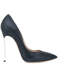 Casadei Techno Blade Pumps Blue