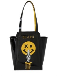 Thomas Blakk Pipkin Coke Faux Leather Tote Bag
