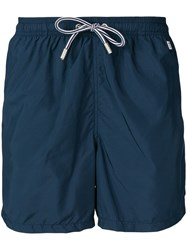 Mc2 Saint Barth Swim Shorts Blue