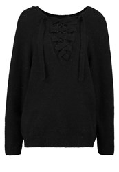 Vila Vicant Jumper Black