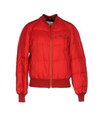 Iceberg Down Jackets Red