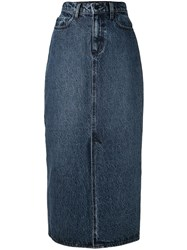Nobody Denim Avery Midi Skirt 60