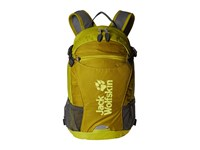 Jack Wolfskin Velocity 12 Wild Lime Backpack Bags Multi