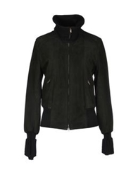 S.W.O.R.D. Jackets Dark Green