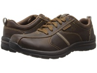 Skechers Superior Relaxed Fit Oxford Dark Brown Men's Shoes