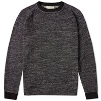 Oliver Spencer Highgrove Crew Knit Grey