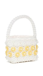 Shrimps Shelby Bag Cream Yellow