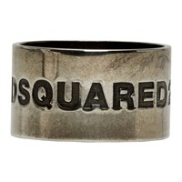 Dsquared2 Silver Rodeo Boy Ring