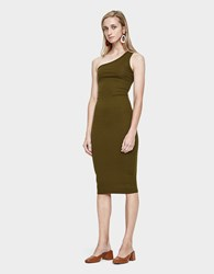 Which We Want Justine Dress Olive