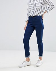 Warehouse Ultra Skinny Cut Jean Indigo Blue