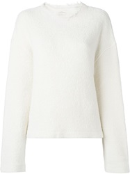 Simon Miller 'Calvin' Sweater Nude And Neutrals