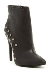 Michael Antonio Force Heeled Bootie Black