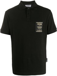 Versace Jeans Couture Logo Patch Polo Shirt 60