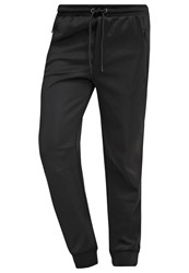 Solid Eran Tracksuit Bottoms Black