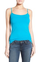 Halogen Women's 'Absolute' Camisole Blue Vivid