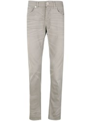Dondup George Tapered Jeans Grey