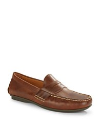 Polo Ralph Lauren Abner Leather Loafer Tan