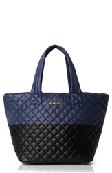 M Z Wallace Mz 'Medium Metro' Quilted Oxford Nylon Tote