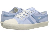 Gola Coaster Pastel Pink Off White Women's Shoes Blue