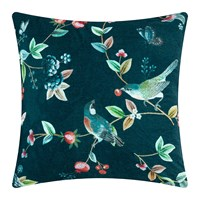 Pip Studio Birdy Cushion 60X60cm Blue
