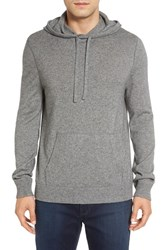 Lanai Collection Men's Wool And Cashmere Knit Hoodie