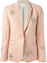Zadig And Voltaire Star Print Blazer