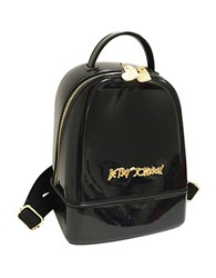 Betsey Johnson Dont Be Jelly Mini Backpack Black