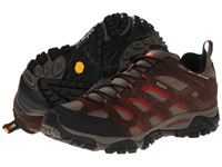 Merrell Moab Waterproof Espresso Men's Lace Up Casual Shoes Brown