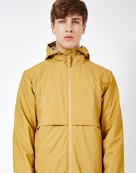 Rains Mile Thermal Jacket Tan Green