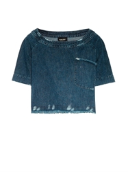 Rachel Comey Titan Denim Top