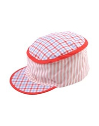 Bernstock Speirs Hats Red