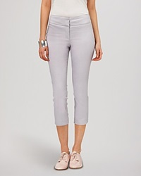 Phase Eight Pants Betty Cropped Silver