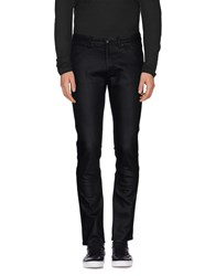 Hugo Denim Denim Trousers Men Black