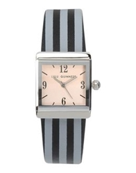 Lulu Guinness Wrist Watches Grey