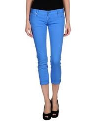 Dsquared2 Denim Pants Pastel Blue
