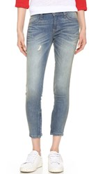 Siwy Angelica Cropped Zipper Jeans Love