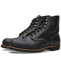 Red Wing Shoes Red Wing 8114 Heritage 6' Iron Ranger Boot Black Harness