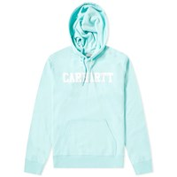 Carhartt Hooded College Sweat Green